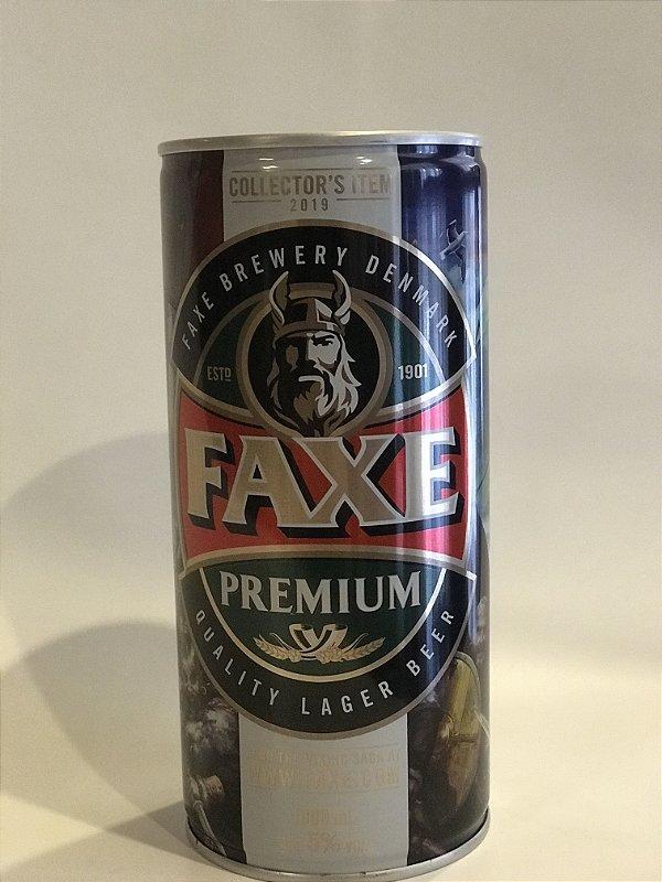 Cerveja Faxe Premium - 1000ml