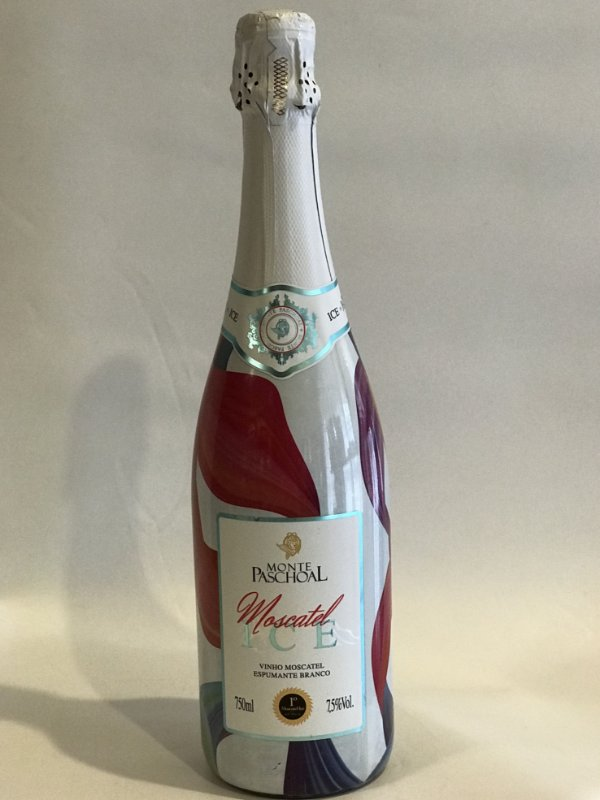 Espumante Monte Paschoal Moscatel Ice - 750ml