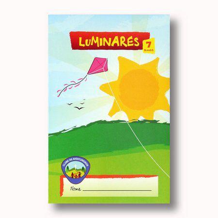 CARTÃO DE CLASSE: LUMINARES - Registro
