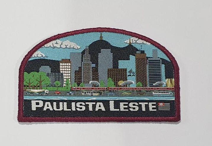 Emblema de Campo - APL (Associação Paulista Leste) AVT Adulto