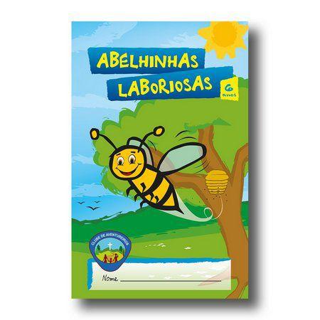 CARTÃO DE CLASSE:  ABELHINHAS LABORIOSAS (Registro)