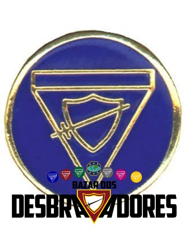 DISTINTIVO CLASSES REGULARES AMIGO - METAL