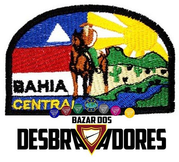 EMBLEMA DE CAMPO - BAHIA CENTRAL - ASSOCIAÇÃO