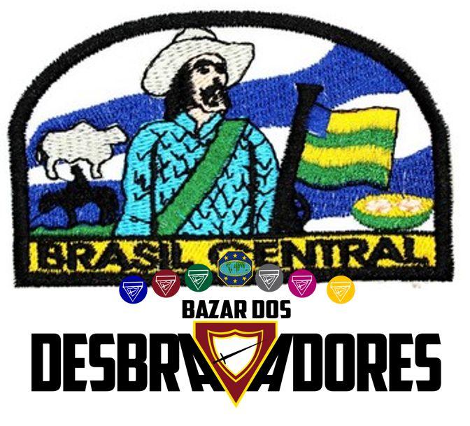 EMBLEMA DE CAMPO - BRASIL CENTRAL - ASSOCIAÇÃO