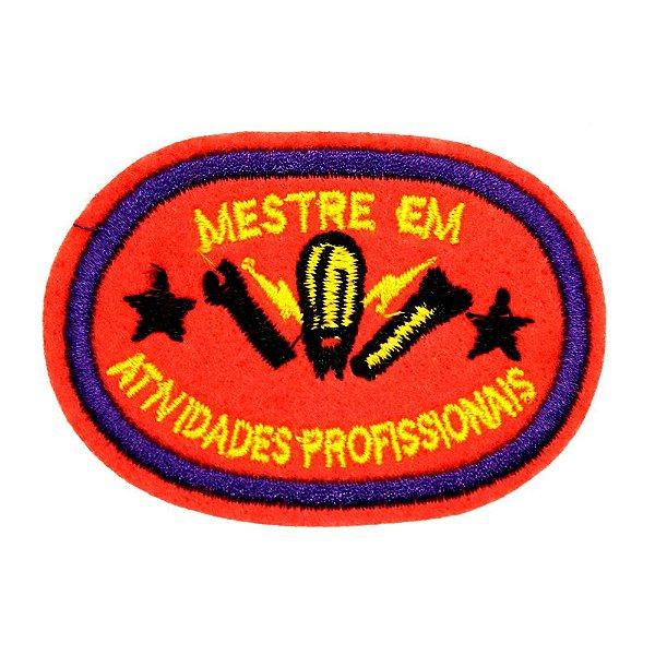 MESTRADO - MESTRE EM ATIVIDADES PROFISSIONAIS