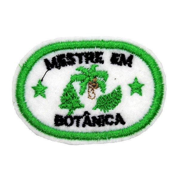MESTRADO - MESTRE EM BOTÂNICA
