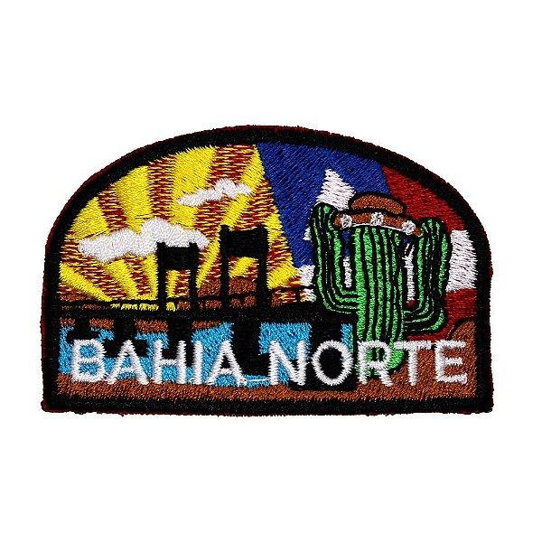 EMBLEMAS DE CAMPO AVENTUREIROS - BAHIA NORTE - ASSOCIAÇÃO