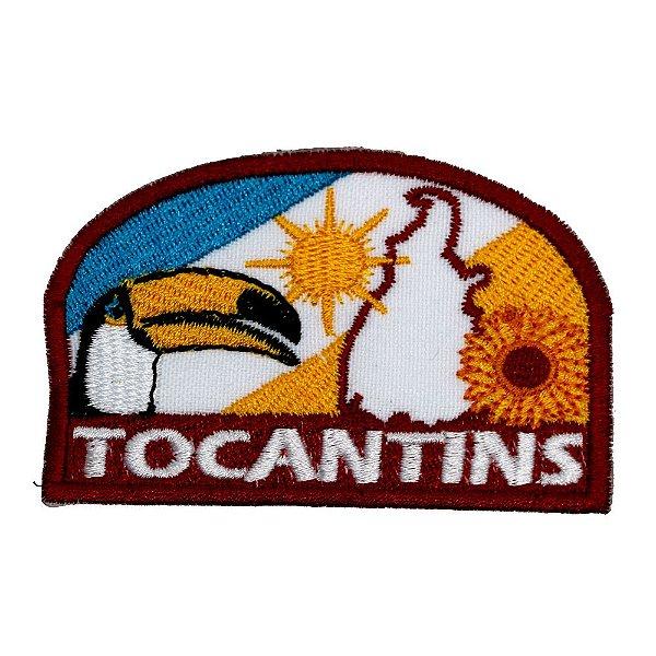 EMBLEMAS DE CAMPO AVENTUREIROS -TOCANTINS - MISSÃO
