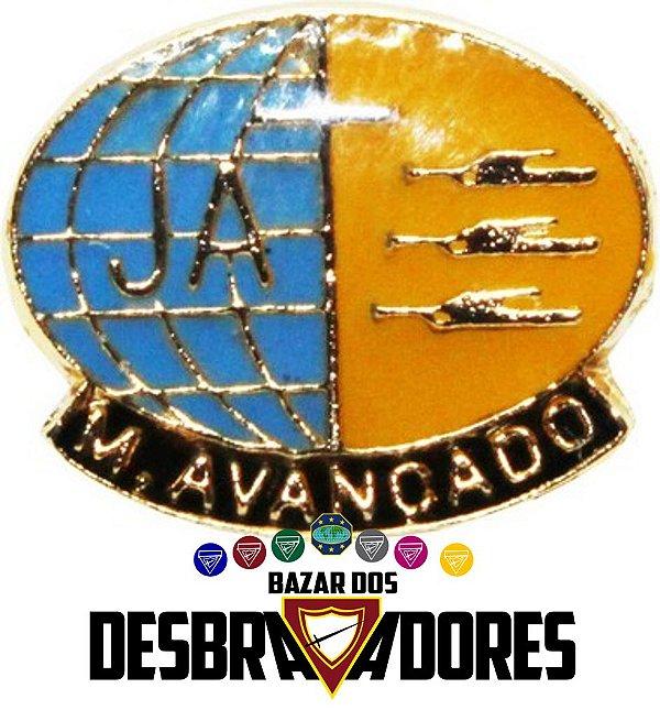 DISTINTIVO JA - L J3 MASTER AVANÇADO