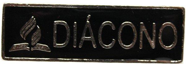 PLACA DE DIACONO