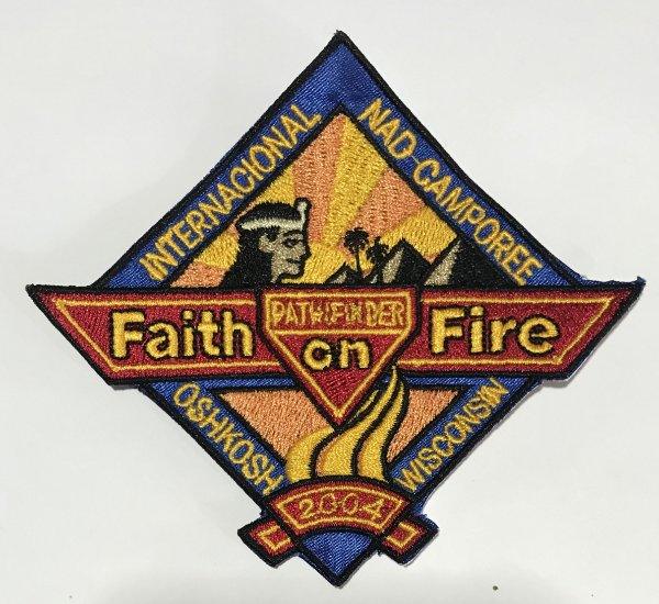 TRUNFO CAMPOREE INTERNATIONAL - Faith on Fire (Não oficial)