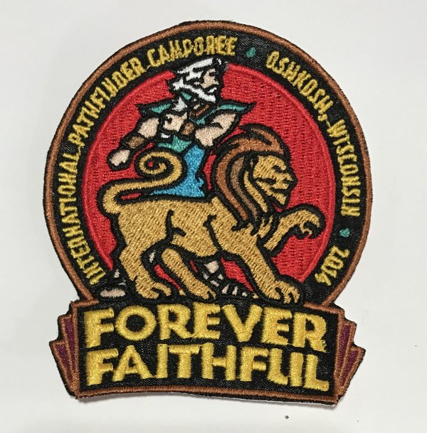 TRUNFO CAMPOREE INTERNATIONAL - Forever Faithful (Não oficial)