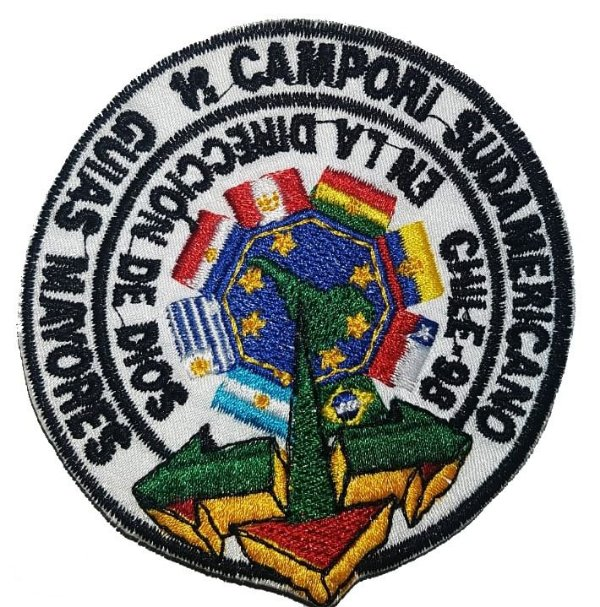 TRUNFO 1º CAMPORI SUDAMERICANO - En La Dirección de Dios