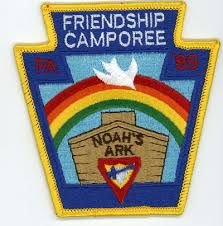 FRIENDSHIP CAMPOREE - NOAH'S ARK 89 (Não oficial)