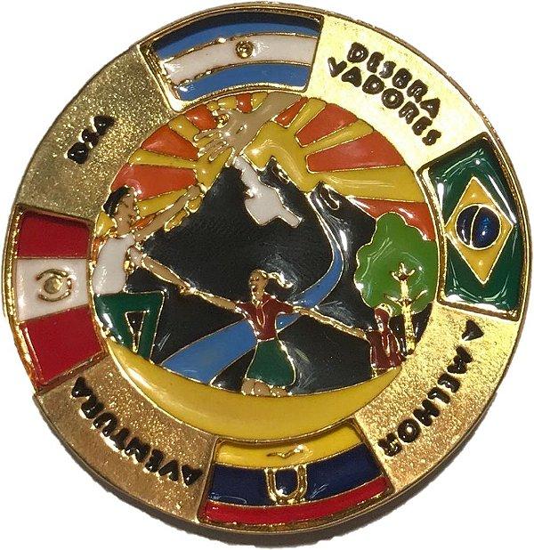 PIN Campori DSA 2019 (Banho de Ouro)