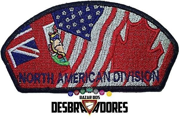 North American Division - Emblema de Campo (Não oficial)