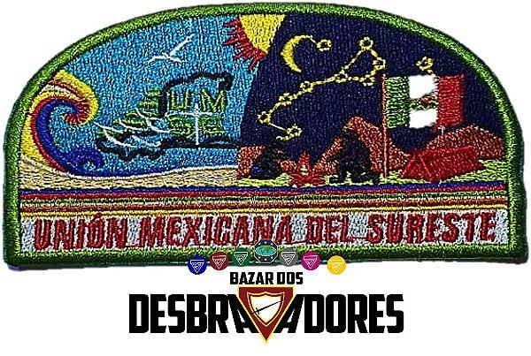 UNION MEXICANA DEL SURESTE - Emblema de Campo do México (Não Oficial)