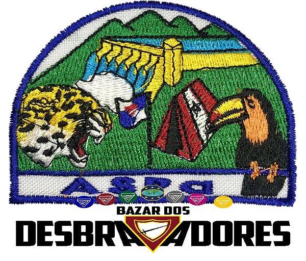 Emblema de Campo Antigo ASPA - 1ª GERAÇÃO (INTERMEDIÁRIO)