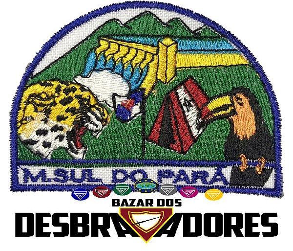 Emblema de Campo Antigo M SUL DO PARÁ - 1ª GERAÇÃO (INTERMEDIÁRIO)