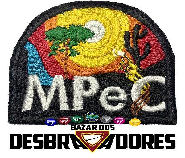 Emblema de Campo Antigo MPeC - 1ª GERAÇÃO (INTERMEDIÁRIO)