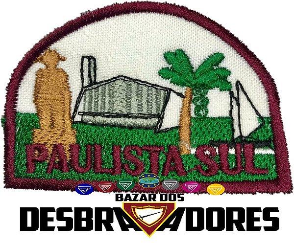 Emblema de Campo Antigo PAULISTA SUL AVT - 1ª GERAÇÃO (INTERMEDIÁRIO)