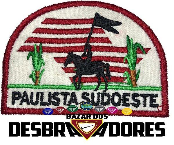 Emblema de Campo Antigo PAULISTA SUDOESTE - 1ª GERAÇÃO (INTERMEDIÁRIO)