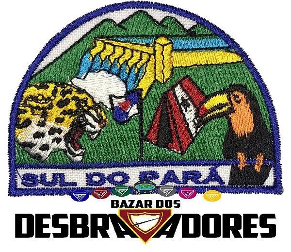 Emblema de Campo Antigo SUL DO PARÁ - 1ª GERAÇÃO (INTERMEDIÁRIO)