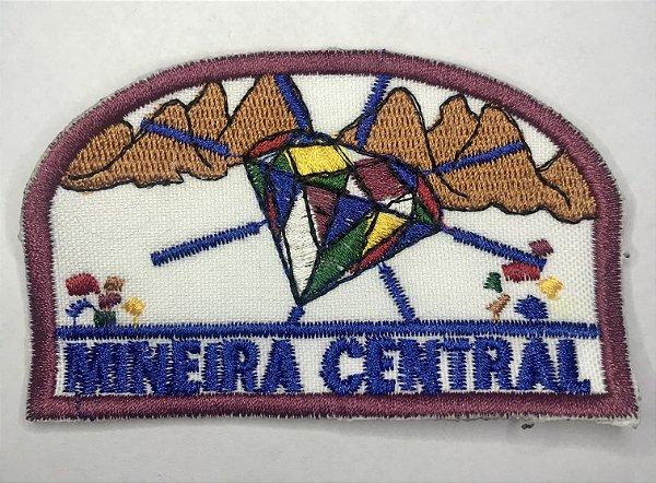 Emblema de Campo Antigo - MINEIRA CENTRAL AVT 2ª e 3ª GERAÇÃO