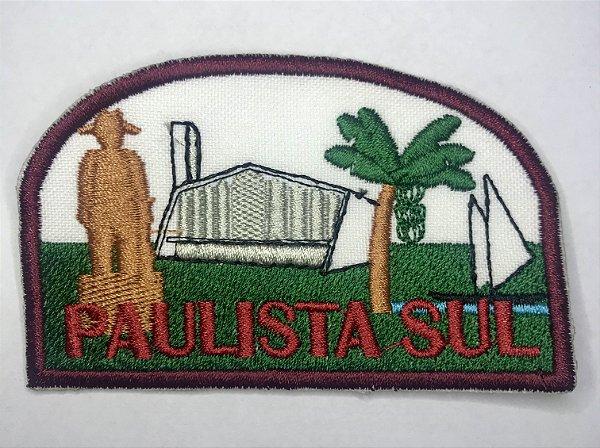 Emblema de Campo Antigo - PAULISTA SUL AVT 2ª e 3ª GERAÇÃO