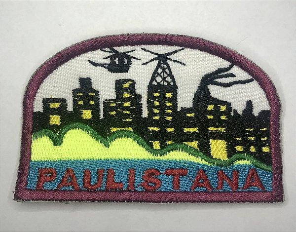 Emblema de Campo Antigo - PAULISTANA AVT 2ª e 3ª GERAÇÃO