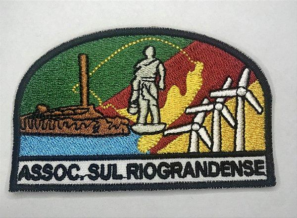 Emblema de Campo Antigo - SUL RIO-GRANDENSE 2ª e 3ª GERAÇÃO