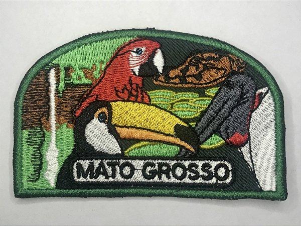 Emblema de Campo Antigo - MATO GROSSO DBV 2ª e 3ª GERAÇÃO