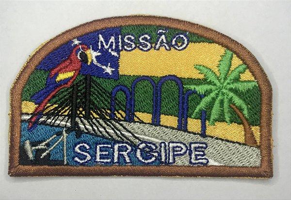 Emblema de Campo Antigo - MISSÃO SERGIPE 2ª e 3ª Geração