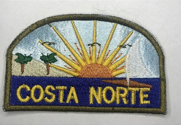 Emblema de Campo Antigo - COSTA NORTE 2ª e 3ª Geração