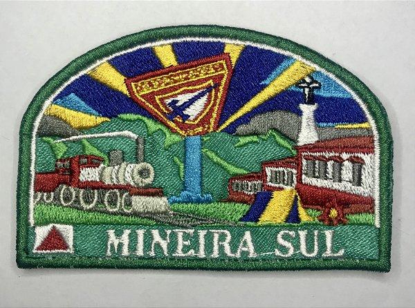 Emblema de Campo Antigo - MINEIRA SUL 2ª e 3ª Geração