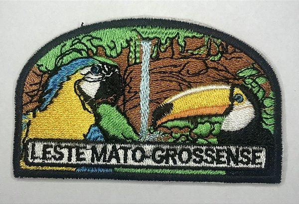 Emblema de Campo Antigo - LESTE MATO-GROSSENSE 2ª e 3ª Geração