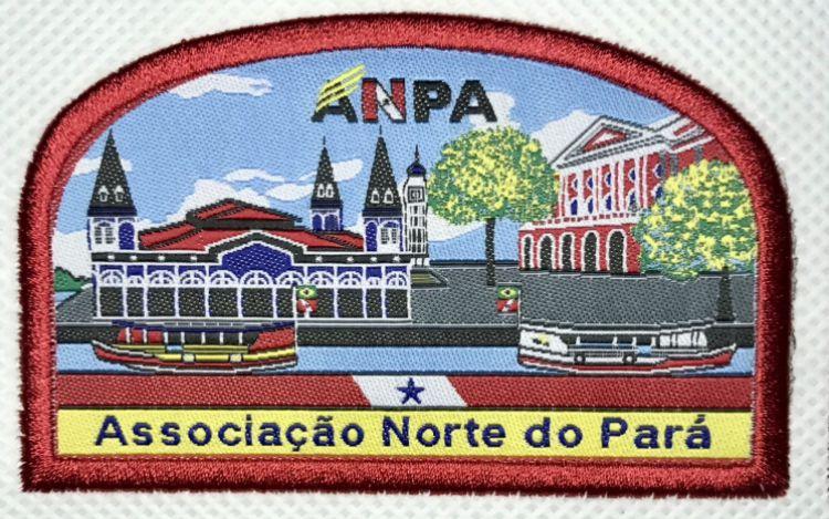 EMBLEMA DE CAMPO - ANPA - Associação Norte do Pará