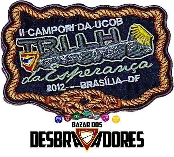II Campori UCOB - Trilha da Esperança 2012 (Oficial)