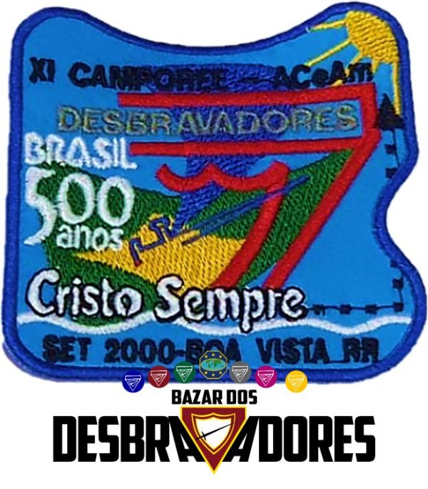 Trunfo XI Camporee ACeAM - Cristo Sempre 2000 (Oficial)