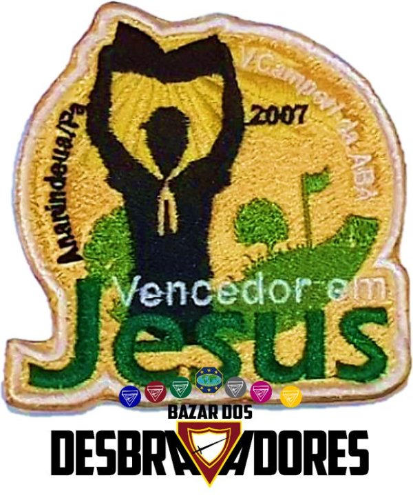 Trunfo V Campori ABA - Vencedor em Jesus 2007 (Oficial)