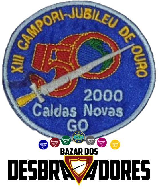 Trunfo XIII Campori GO - Jubileu de Ouro 2000 (Oficial)