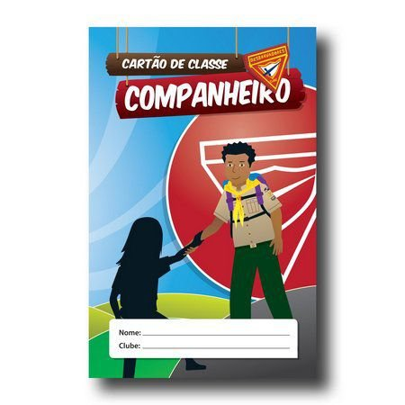 CARTÃO DE CLASSE: COMPANHEIRO (Registro)