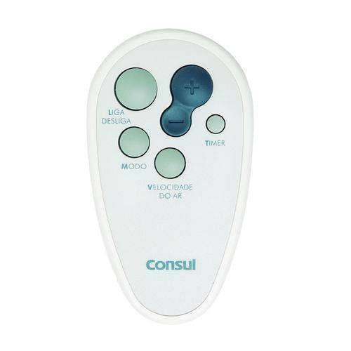 Controle remoto de ar condicionado de janela CONSUL