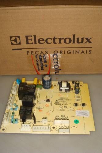 PLACA ELETRONICA MODULO DE POTENCIA GELADEIRA ELECTROLUX 127V 220V 64800638