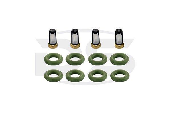 Reparo do bico injetor Sistema Marwal (Filtro/Anel)