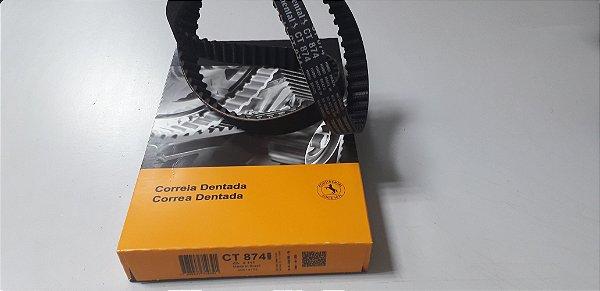 CORREIA DENTADA GM CORSA/CELTA/MERIVA/ONIX/PRISMA 8VALV. -FIAT PALIO/IDEA/STRADA GM1.8 8VALV