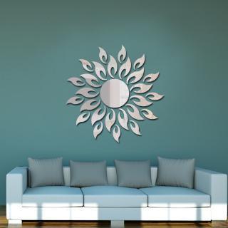 Espelhos Decorativos em Acrílico Sol