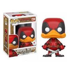 Funko Pop - Deadpool The Duck (Exclusivo Walgreens)