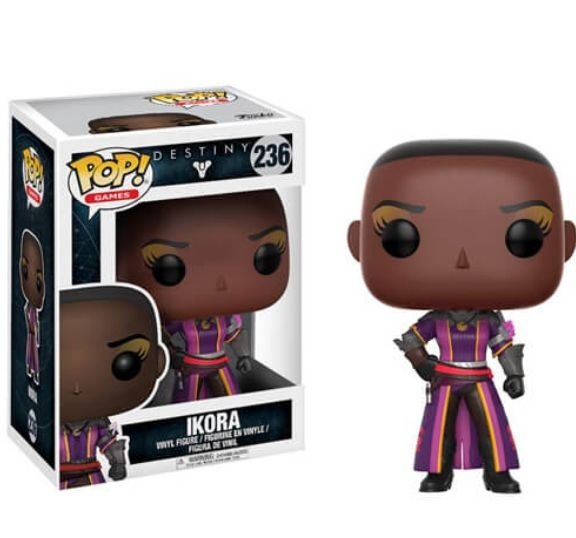 Funko Pop - Destiny - Ikora