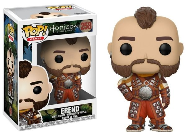Funko Pop - Horizon Zero Down - Erend